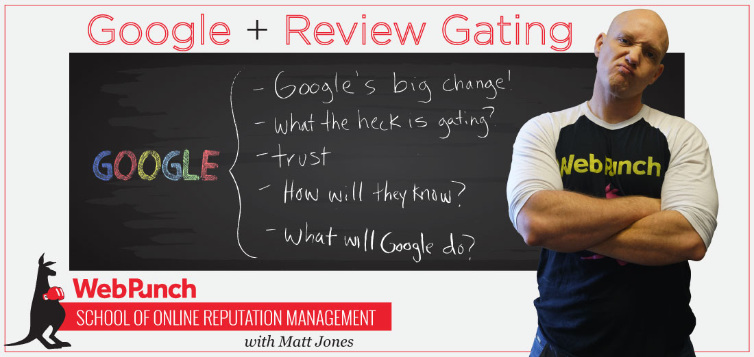 VIDEO: Google + Review Gating
