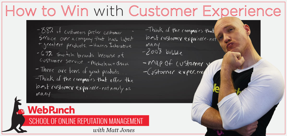 VIDEO: How to Win with Customer Experience